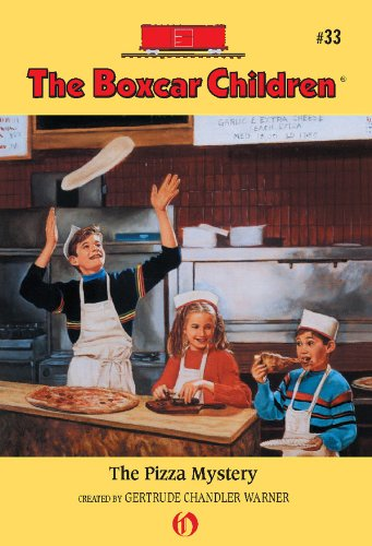 Amazon the pizza mystery the boxcar children mysteries book the pizza mystery the boxcar children mysteries book 33 by warner gertrude fandeluxe Document