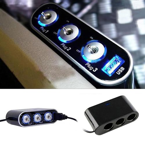 Cigarette Lighter Socket Led Light