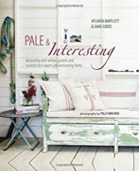 In Pale & Interesting, stylist Atlanta Bartlett and designer Dave Coote reveal their passion for decorating with a muted palette of subtle shades, resulting in a stylish yet comfortable home.In Pale & Interesting, stylist Atlanta Bart...