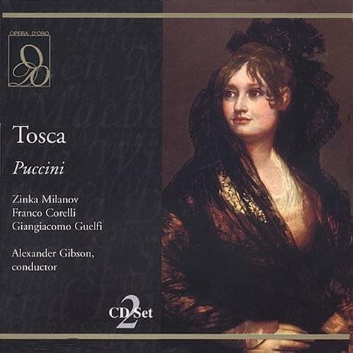 Tosca by Opera D'Oro