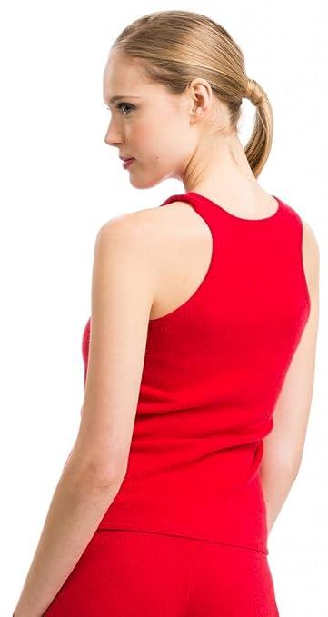 0c88da010989e Citizen Cashmere Tank Top Sweater (Sleeveless) - 100% Cashmere at Amazon  Women s Clothing store