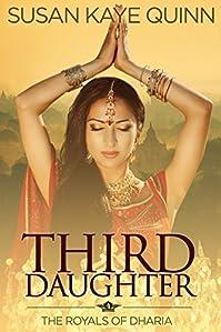 Third Daughter by Susan Kaye Quinn ebook deal