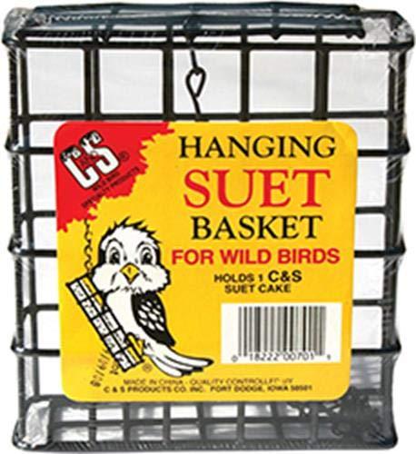 (C&S Single Suet Basket)