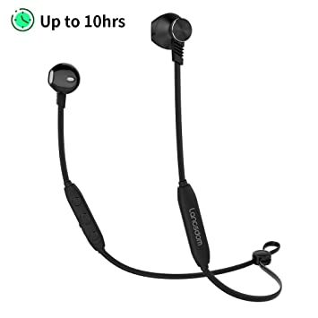 ec08c3ad6c9 Bluetooth Headphones, Langsdom Wireless Sports Earphones with Mic Stereo  Bass Earbuds Lightweight Magnetic Headsets with