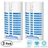 Ctheone Electric Indoor Bug Zapper, Mosquito Killer, Insect and Fly Zapper Catcher Killer Trap with UV Night Sensor Light for Home, Office and Patio Indoor Use