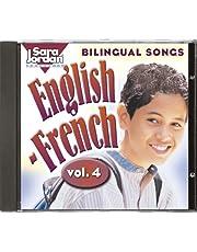 Sara Jordan Bilingual Songs English-french