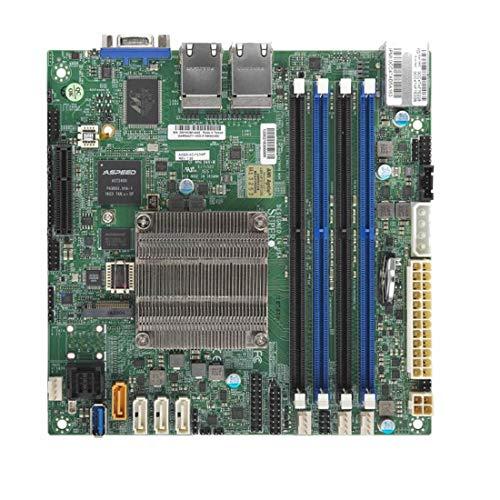 (Supermicro A2SDi-4C-HLN4F - Motherboard - Mini ITX - Intel Atom C3558)