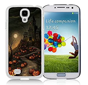 diy phone casePersonalization Samsung S4 TPU Protective Skin Cover Live Halloween White Samsung Galaxy S4 i9500 Case diy phone case1
