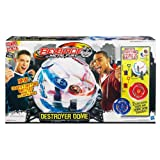 Beyblade Metal Fury Performance Top System Destroyer Dome Set (Age: 8 years and up) by Hasbro
