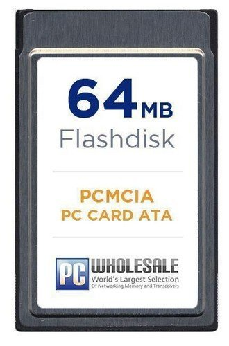 64mb Flash Memory for Cisco 7200 I/O Controller (Cisco PN# MEM-I/O-FLD64M)