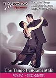 The Tango Fundamentals: Volume One - Basic Elements