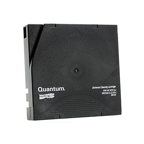 Quantum LTO Ultrium x 1 - cleaning cartridge ( MR-LUCQN-01 )