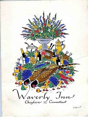 waverly-inn-menu-cheshire-connecticut-mothers-day-1962
