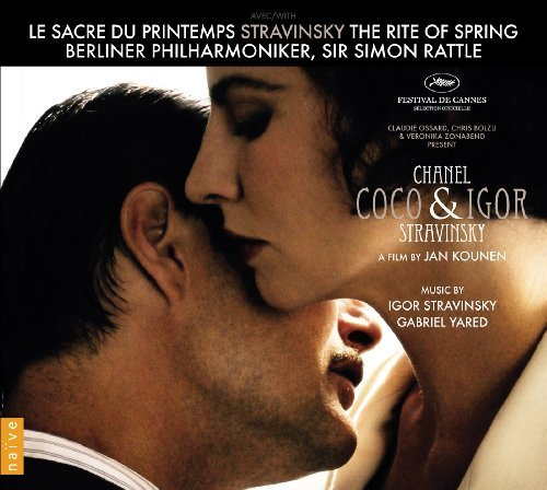 Coco Chanel & Igor Stravinsky Soundtrack, Import Edition by Gabriel Yared, Igor Stravinsky (2010) Audio CD