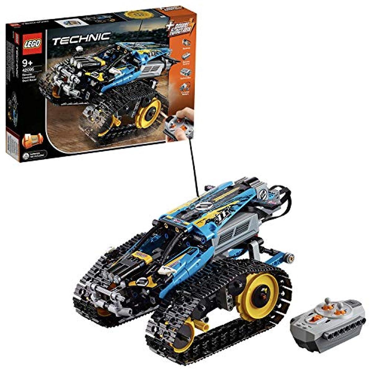 [해외] 레고(LEGO) 테크닉 RC 스턴트 레이서 42095 교육 완구 블럭 장난감 사내 아이