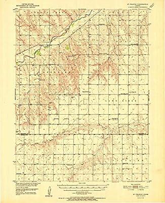 Kansas Map Of St Francis Ks on map of st joseph kansas, map of st george kansas, map of st peter kansas, map of st john kansas, map of st louis kansas,