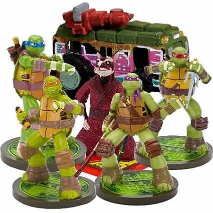 Amazon.com : Penn Plax Teenage Mutant Ninja Turtles ...