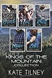 Kings of the Mountain: Collection: five curvy, insta love mountain men short romances