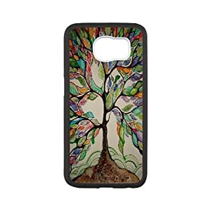 Custom SamSung Galaxy S6 Cover Case, Teschio art quote personalized Cell Phone Case