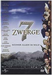 Seven Dwarfs (7 Zwerge) [Reg.2]