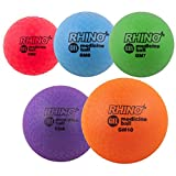 Champion Sports Gel Filled Medicine Ball Set of Five