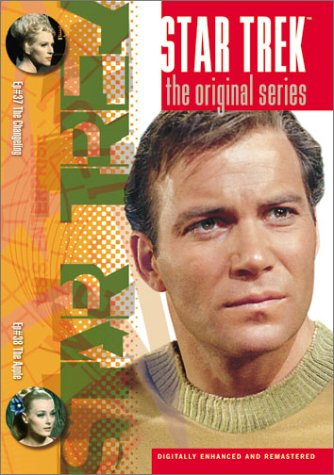 Star Trek - The Original Series, Vol. 19, Episodes 37 & 38: The Changeling/ The Apple (Star Trek The Original Series The Changeling)