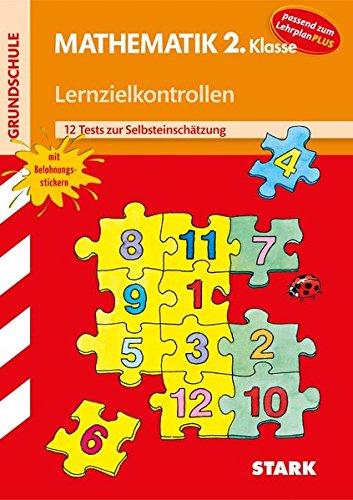 Lernzielkontrollen Grundschule - Mathematik 2. Klasse
