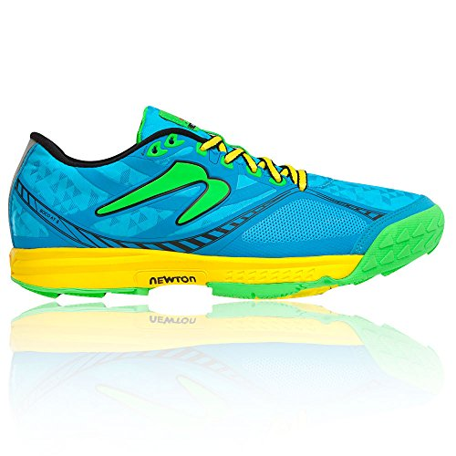 Newton Running Women's Boco AT II Sky Blue/Green Sneaker 6 B (M) ()