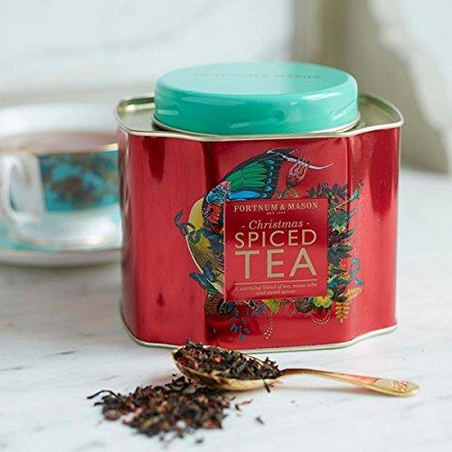 (FORTNUM and MASON - Christmas Spiced Tea - 7.05oz / 200gr Loose Leaf CADDY)