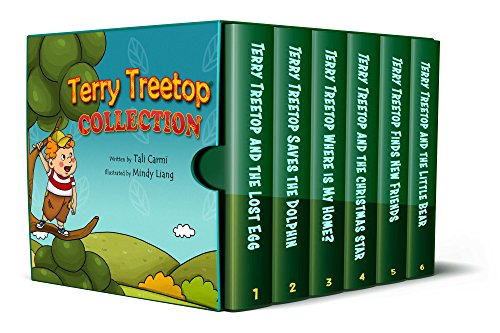 The Terry Treetop 6 Books Collection by Tali Carmi ebook deal