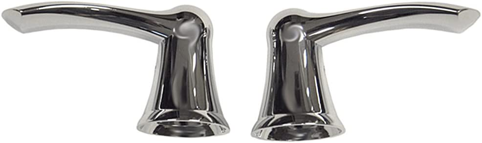 Danco 10422 Pair of Handles for 2-Handle American Standard Sink Faucets, Chrome
