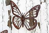 Rustic Butterfly Wall Art