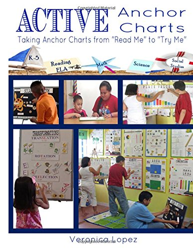 active interactive anchor charts