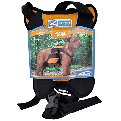 Kurgo 00028 Wander Dog Backpack