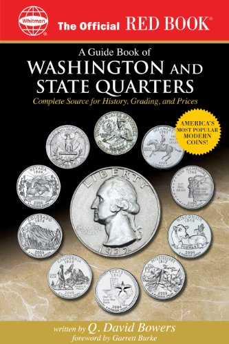 A Guide Book of Washington and State Quarter Dollars (Official Red Books)
