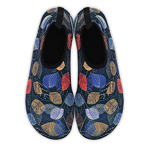 Leaves Baja Zapatilla Mabove Unisex 867 Adultos q0IF7z
