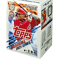 $37 » Topps 2021 Series 1 Baseball Blaster Box