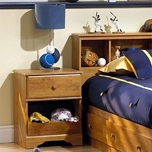 South Shore Night Stand Country Pine
