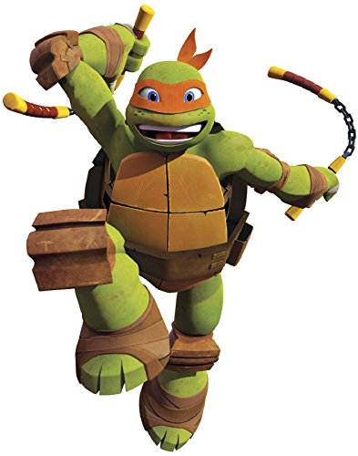 TMNT Michelangelo Giant Wall Decal -