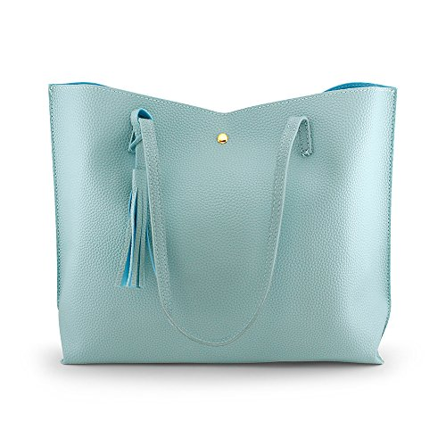 light blue bag - 2