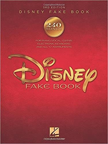 The Disney Fake Book, 2nd Edition