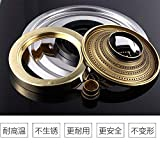 Domestic Natural Liquefied Gas Built-in Hobs Steel Glass Single Stove Blue Flame Protection Single-cooker Ranges Intense Fire