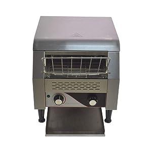 2.2KW 110V Commercial Conveyor Toaster Restaurant Equipment Bread Bagel Food