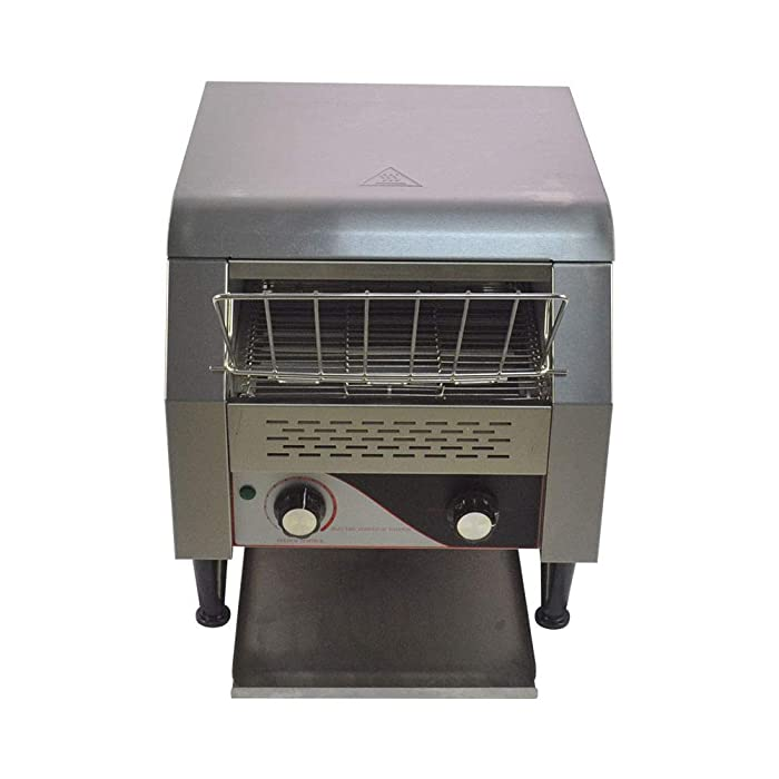 2.2KW 110V Commercial Conveyor Toaster Restaurant Equipment Bread Bagel Food