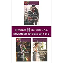 Harlequin Historical November 2015 - Box Set 1 of 2: Christmas Eve Proposal\The Viscount's Christmas Kiss\Wallflower, Widow...Wife!\His Housekeeper's Christmas Wish\Temptation of a Governess