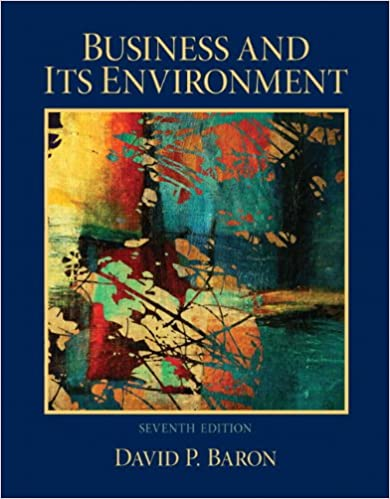 Amazon business and its environment 7th edition business and its environment 7th edition 7th edition fandeluxe Image collections