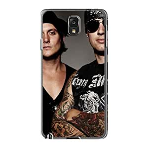 Cute Tpu Harries Avenged Sevenfold Case Cover For Galaxy Note 3