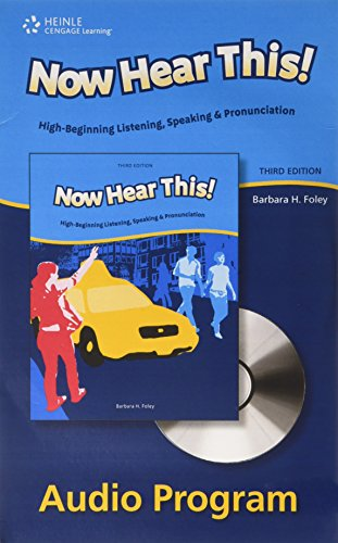 Now Hear This!: Audio CDs