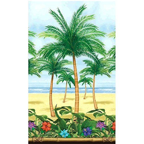 Palm Trees Room Roll