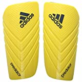 Adidas Performance Predator Lesto Shin Guard, Bright Yellow/dark Grey, Small | amazon.com